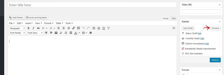 add image wordpress
